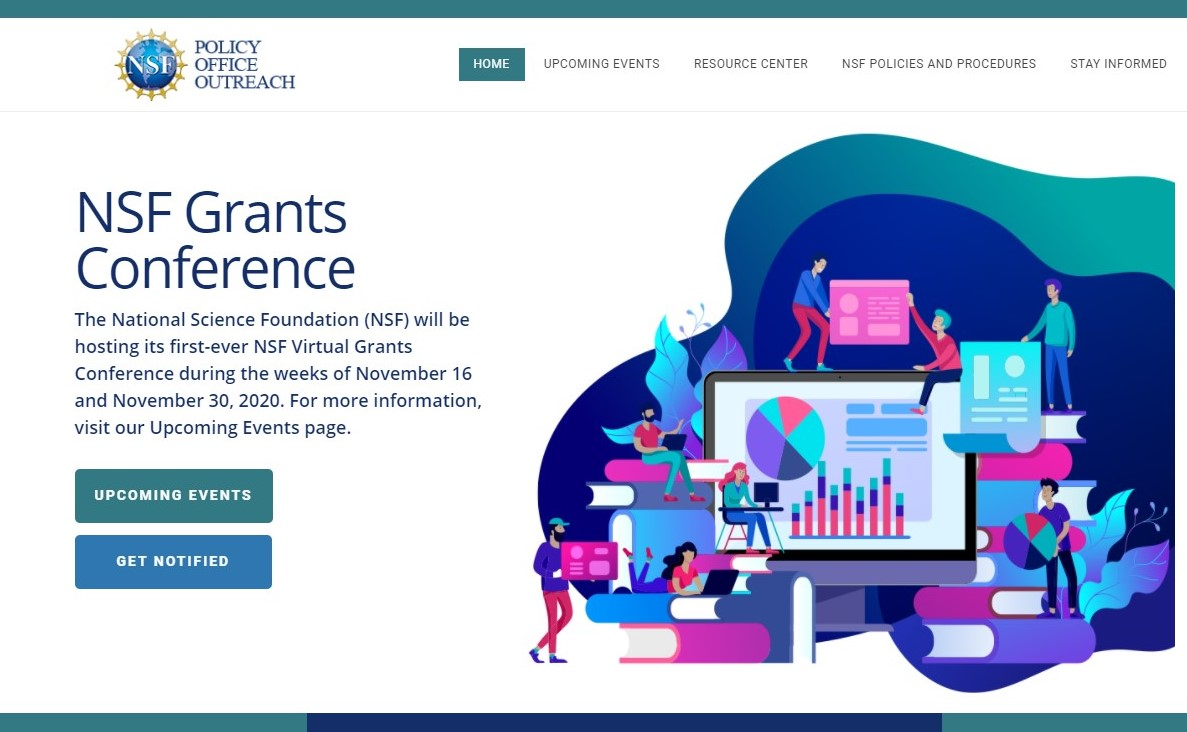NSF Virtual Grants Conference